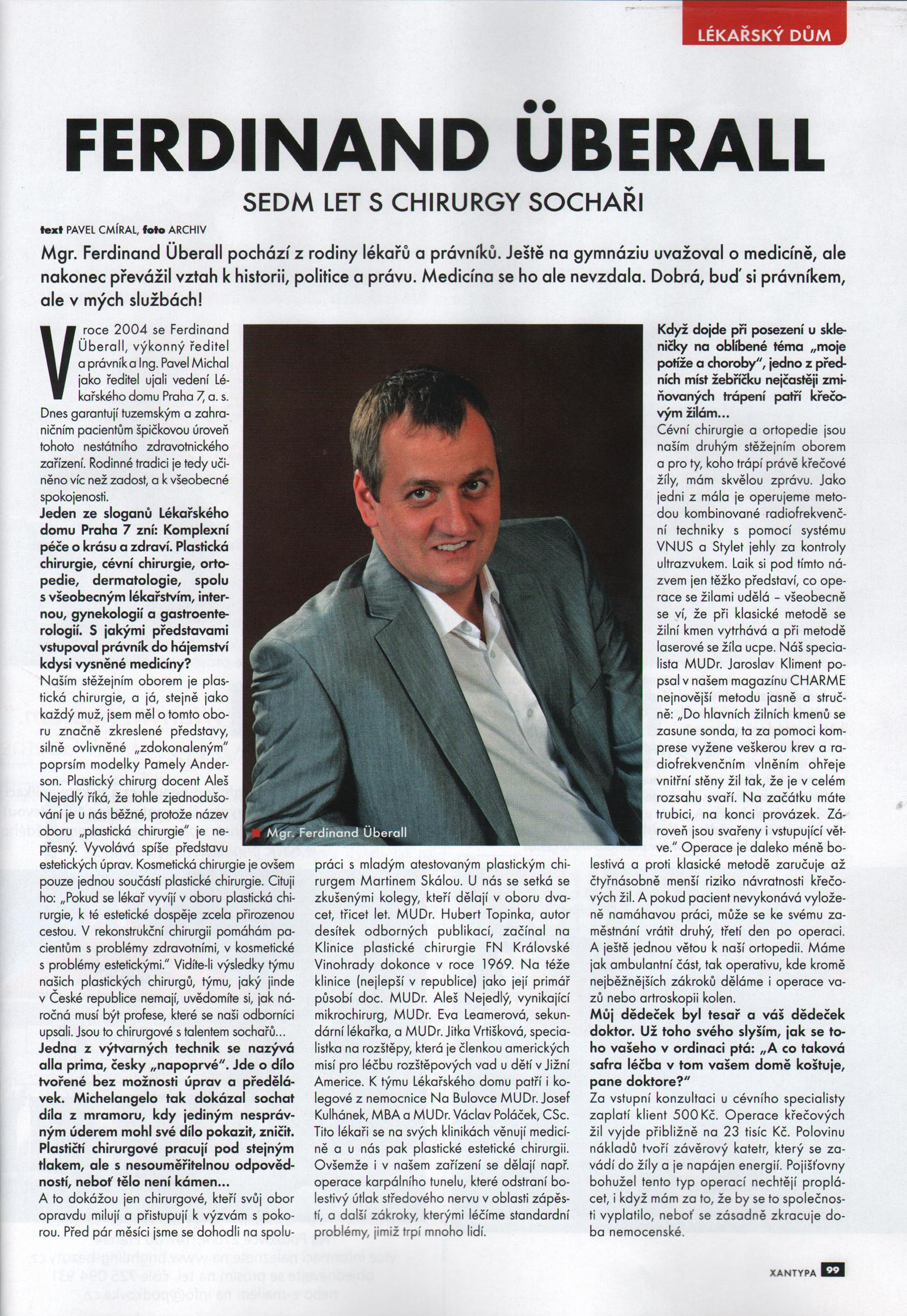 Xantypa březen 2012 článek str. 99 1